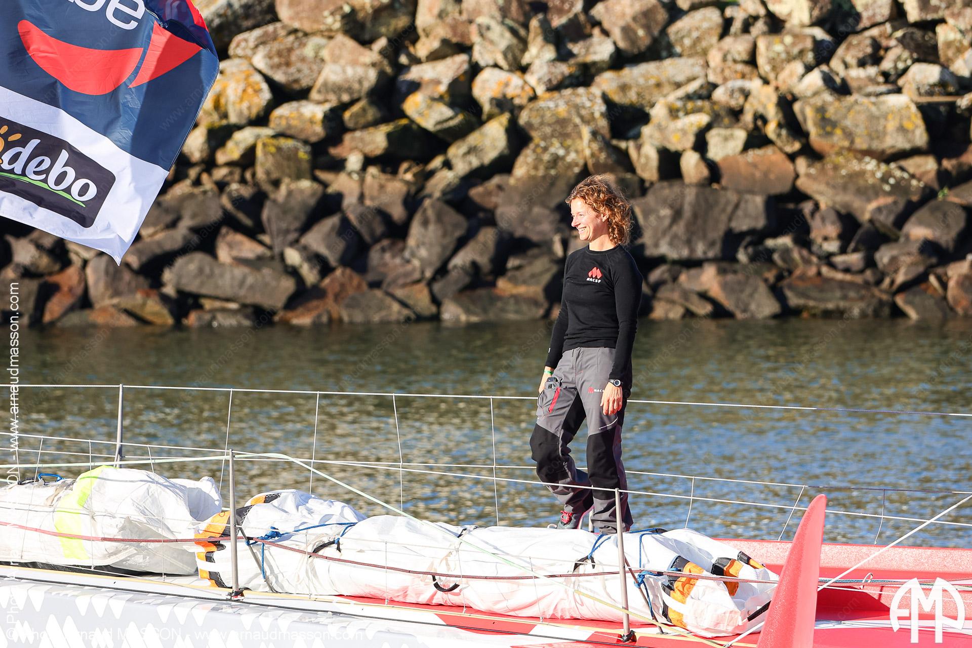 Les Sables d'Olonnes : Départ du Vendée Globe